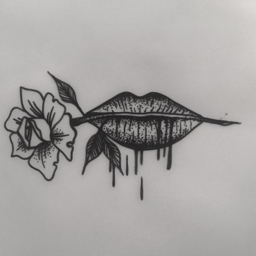 Mouth rose